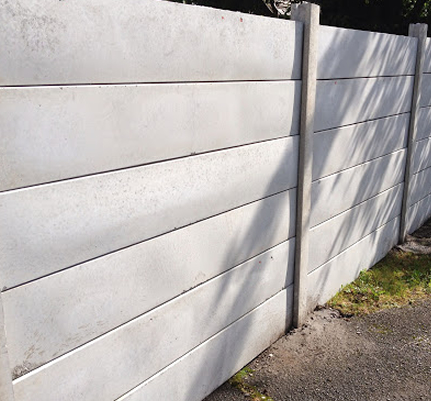 concrete fence panels derbyshire